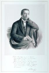 Portrait d'Emil Boch (1835-1855) by Cappello Feliciano